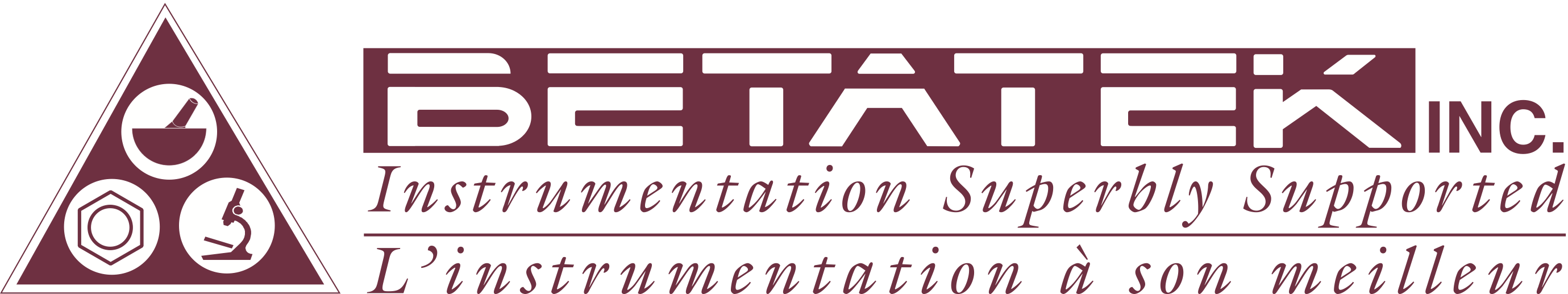 Betatek Inc Logo