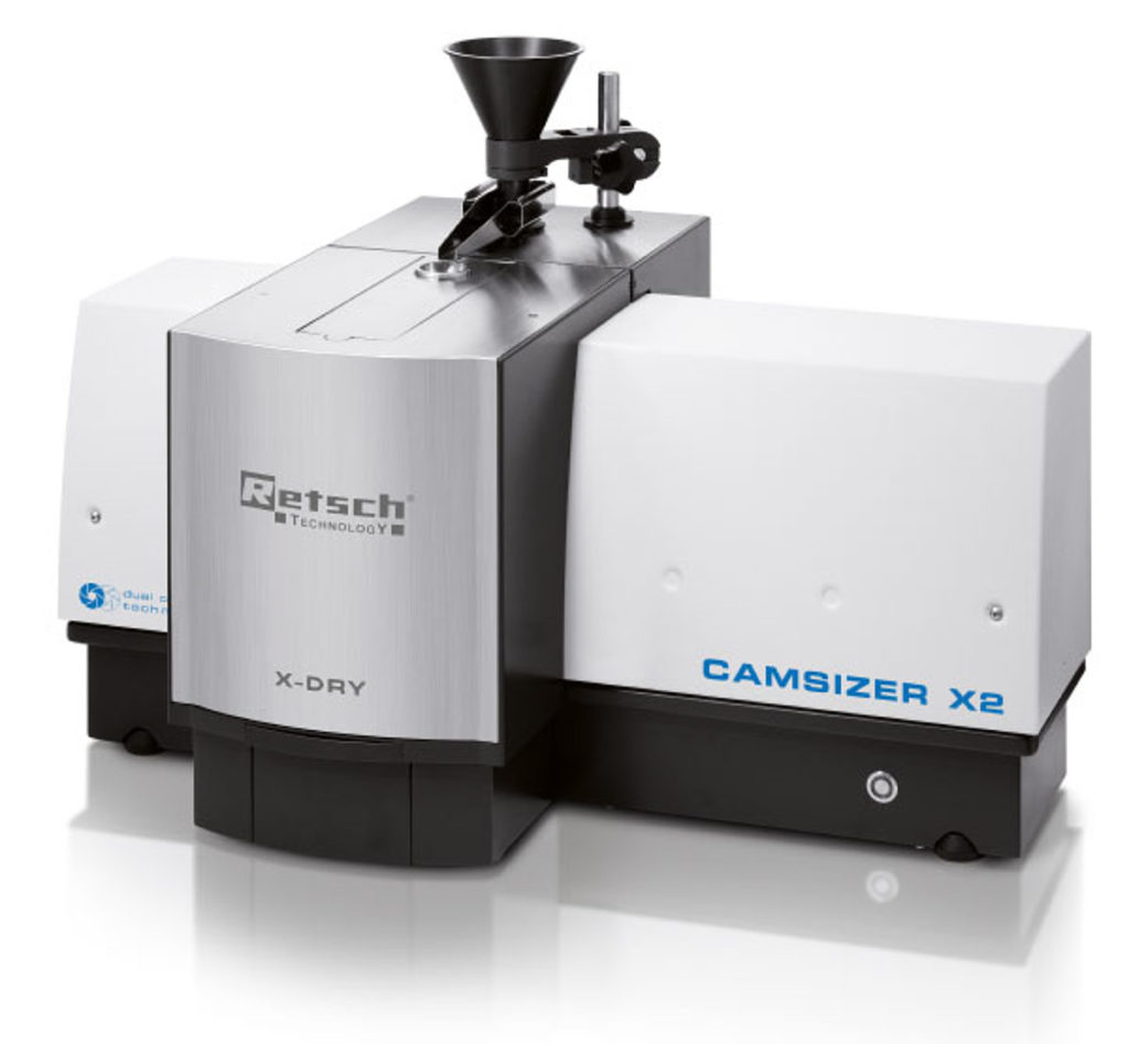 Camsizer X2Dynamic Image Analysis System Particle Size