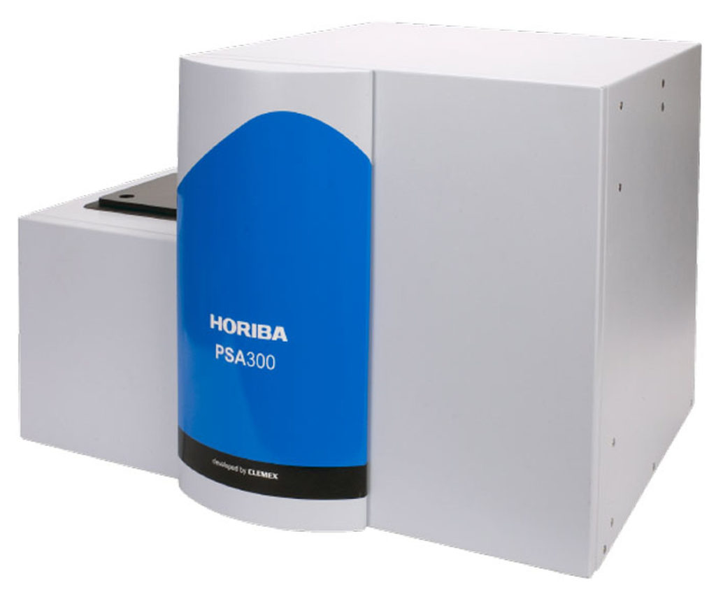 PSA300 Static Image Analysis System Particle Size