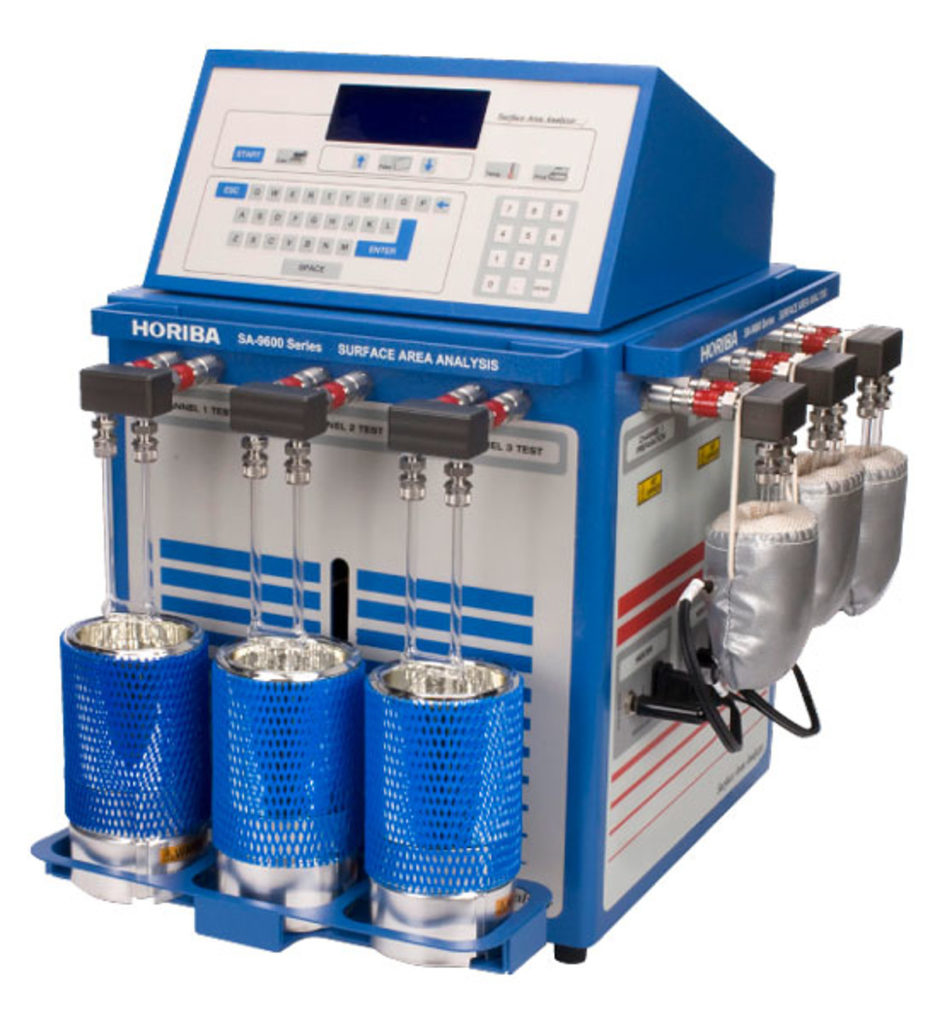 SA-9600BET Flowing Gas Surface Area Analyzers